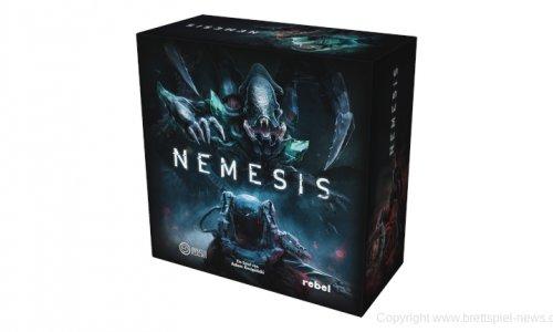 NEMESIS // Bald im Handel zu kaufen
