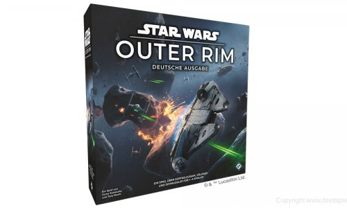 STAR WARS: OUTER RIM // Bald im Handel