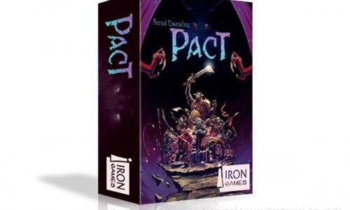PACT // Erscheint bei Irongames zur SPIEL'19