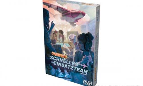 PANDEMIC // Pandemic - Schnelles Einsatzteam bald verfügbar