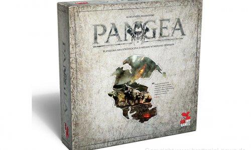 PANGEA // Spiel von REDIMP für 2019 angekündigt