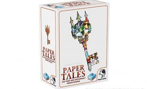 PAPER TALES // Die Tore der Unterwelt Erweiterung angekündigt