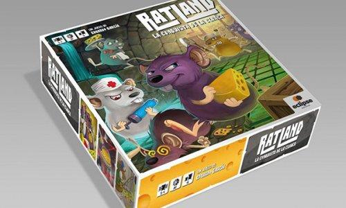 RAT LAND // deutsche Version bei TL Games erschienen