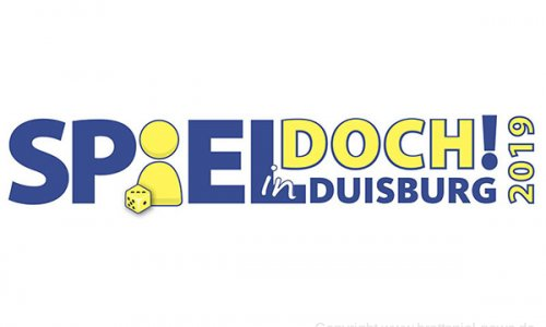 SPIEL DOCH! 2019 // Start heute in Duisburg