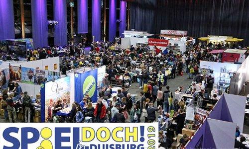 SPIEL DOCH! IN DUISBURG // mehr BesucherInnen und Termin für 2020