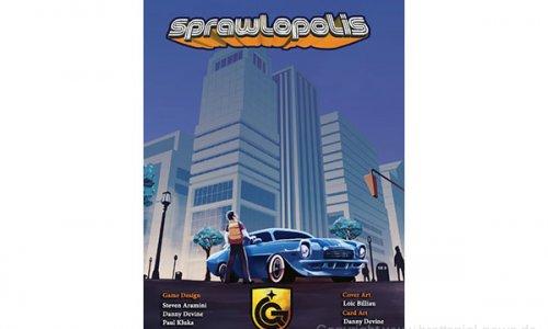 SPRAWLOPOLIS // Neue Version erscheint bei Quined Games