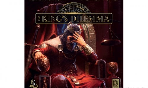 THE KING'S DILEMMA // Erscheint bei Heidelbär Games