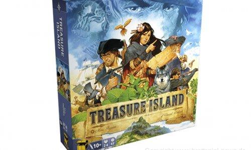 TREASURE ISLAND // erscheint im Mai 2019 bei Pegasus