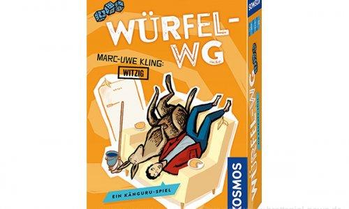 WÜRFEL-WG // Marc-Uwe Kling liefert neues Spiel