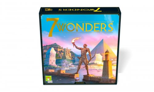 7 WONDERS // neue Edition angekündigt