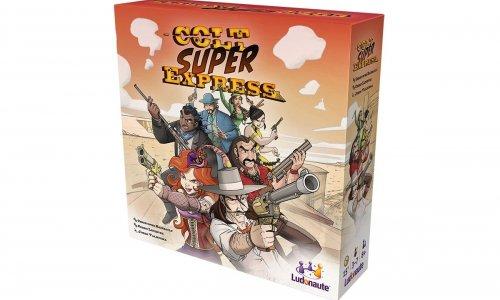 COLT SUPER EXPRESS // bald im Handel zu kaufen