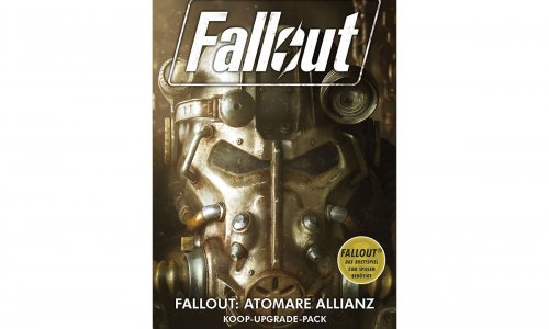 FALLOUT: DAS BRETTSPIEL // Atomare Allianz Koop-Upgrade-Pack