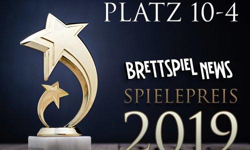 BRETTSPIEL-NEWS SPIELEPREIS 2019 // PLATZ 10-4