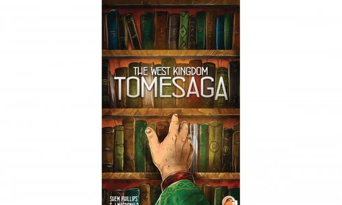 KICKSTARTER // The West Kingdom Tomesaga