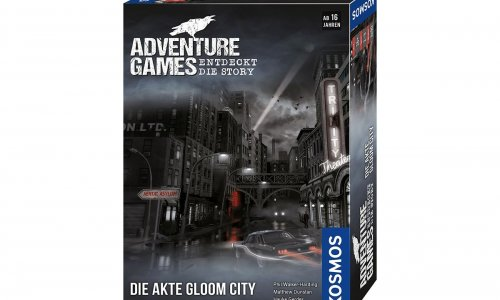ADVENTURE GAMES // Die Akte Gloom City erscheint im Jan 2021
