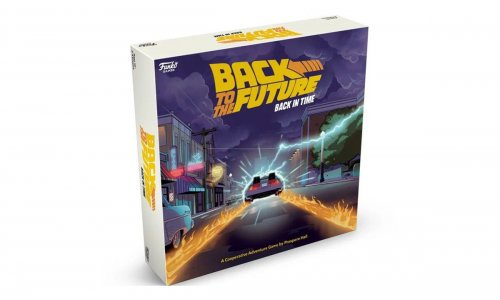 BACK TO THE FUTURE: BACK IN TIME // englische Version erscheint 2020
