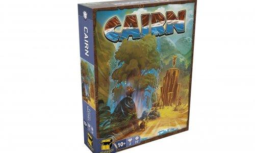 CAIRN // soll im August 2020 erscheinen