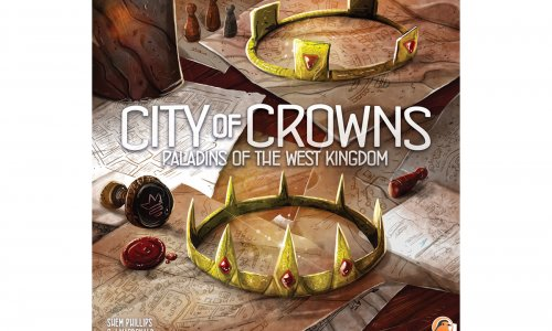 PALADINS OF THE WEST KINGDOM: CITY OF CROWNS // für 2021 angekündigt