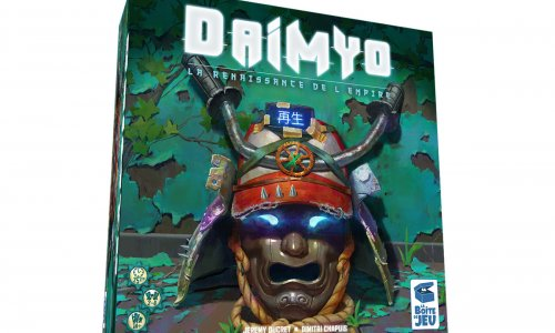 DAIMYO: REBIRTH OF THE EMPIRE // in Spieleschmiede gestartet
