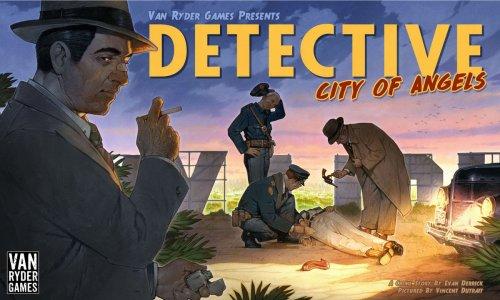 DETECTIVE: CITY OF ANGELS // Erscheint bei Pegasus Spiele
