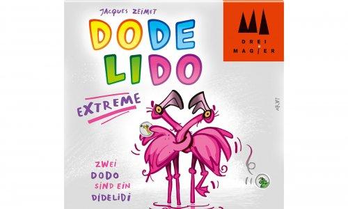 DODELIDO EXTEME // Erscheint Anfang 2020