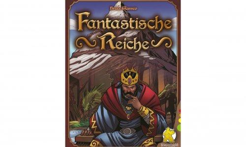 FANTASTISCHE REICHE // erscheint in Kürze