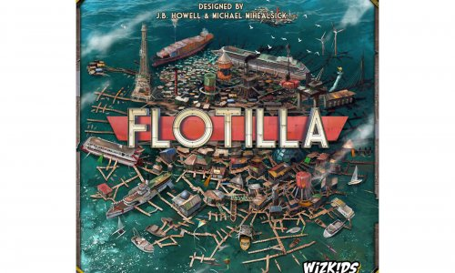 FLOTILLA // deutsche Version soll im Oktober erscheinen