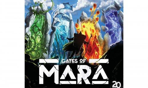 GATES OF MARA // erscheint 2020 bei WizKids