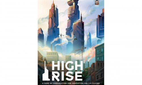 HIGH RISE // Retail erscheint im Juli 2020