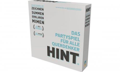 HINT // erfolgreiches Partyspiel bald in Deutschland