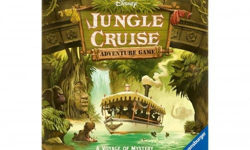 DISNEY JUNGLE CRUISE ADVENTURE GAME // Brettspiel angekündigt.