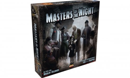 MASTER OF THE NIGHT // erscheint im Q4/2020