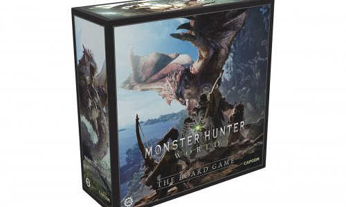 MONSTER HUNTER: WORLD // Brettspiel startet 2021 auf Kickstarter