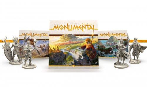 MONUMENTAL // AFRICAN EMPIRES gestartet