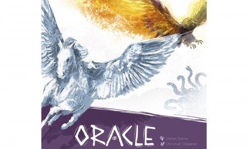ORACLE // erscheint im vierten Quartal 2020