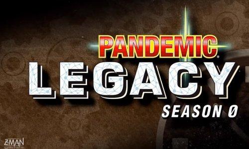 PANDEMIC LEGACY SEASON 0 // erster Trailer und Infos