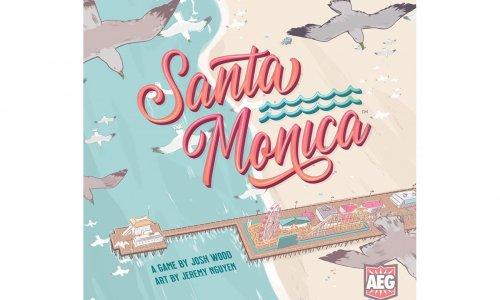 SANTA MONICA // erscheint bei Skellig Games