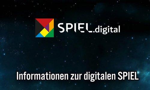 SPIEL.DIGITAL // Infos zur digitalen Messe