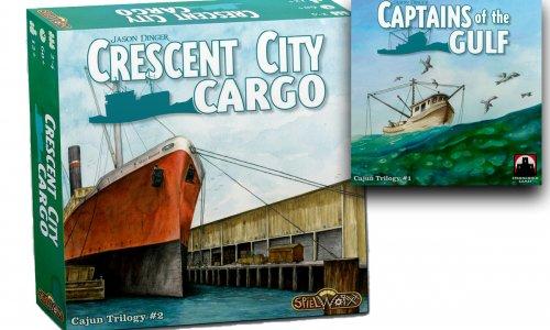 CRESCENT CITY CARGO // aktuell als deutsche Version auf Kickstarter