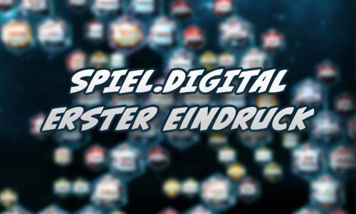 SPIEL.DIGITAL // Erstes Fazit - Tag 1