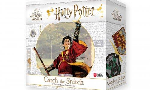 UPDATE // Harry Potter: Catch the Snitch verschoben