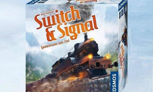 SWITCH & SIGNAL // KOSMOS Neuheit im Herbst 2020