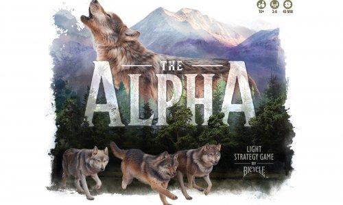 THE ALPHA // Wolfsspiel erscheint 2020
