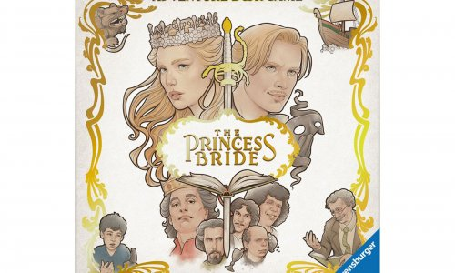 THE PRINCESS BRIDE ADVENTURE BOOK GAME // Neuheit von Ravensburger