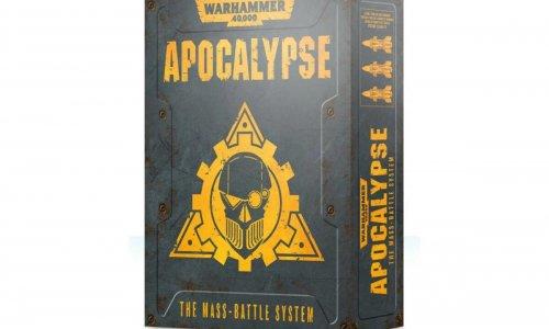 WARHAMMER 40,000: APOCALYPSE // Aktuell im Angebot