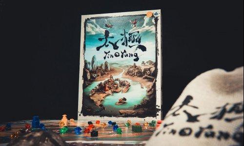 YIN YANG // erscheint bei Spielefaible 2020