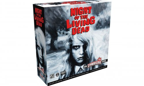 ZOMBICIDE // Night of the Living Dead erscheint im Q4/2020 - UPDATE