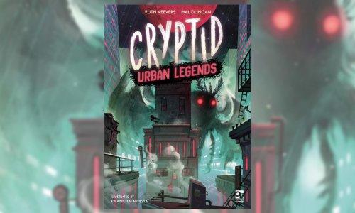 CRYPTID: URBAN LEGENDS // für 2022 angekündigt