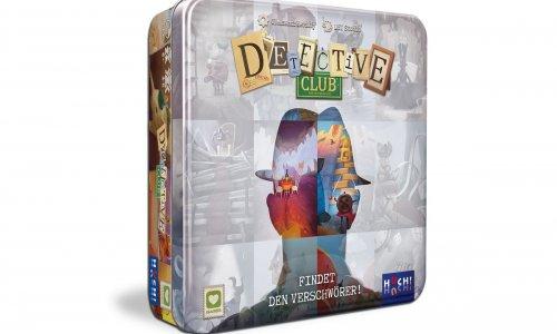 GENERATIONENSPIEL-SIEGEL // DETECTIVE CLUB