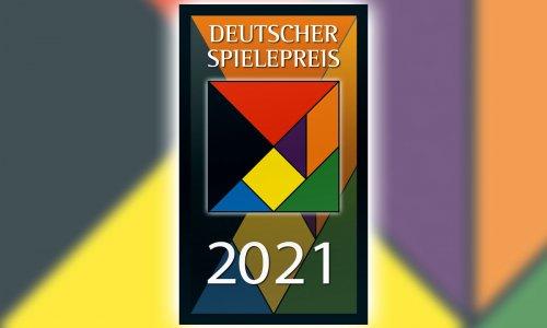 DEUTSCHER SPIELEPREIS 2021 // die Preisträger sind …